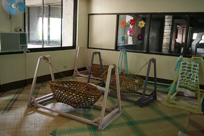 another big room is the sleeping area with the locally made hammocks cradles hope this helps you  june 2011  rh   hthyou