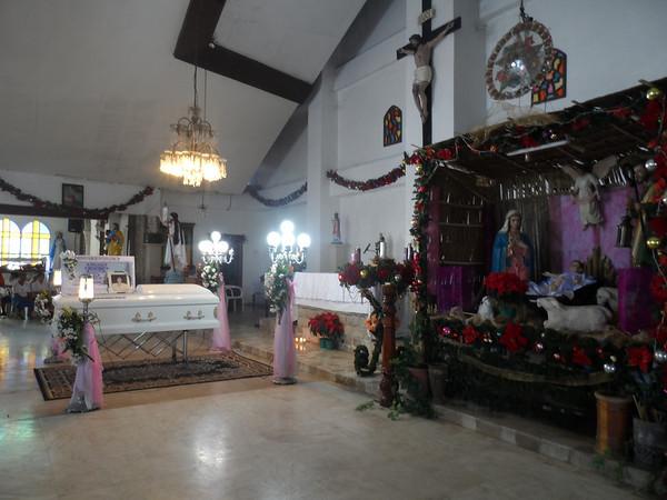 Tita Lina Burial